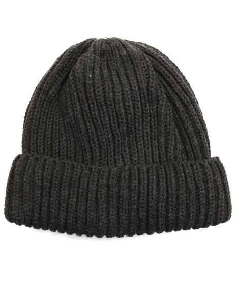Buyers Picks - Thick Ribbed Beanie