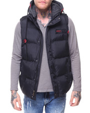 Men - Rocky Hooded Vest