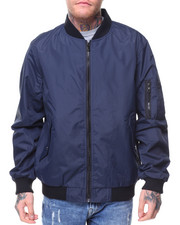 Buyers Picks - Defend Lightweight Jacket With Zippers On Sleeve