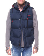 Vests - Rocky Hooded Vest