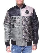 Parish - Camo Jacket