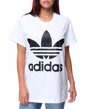 Athleisure for Women - BIG TREFOIL TEE