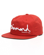 Diamond Supply Co - OG Script Snapback Hat