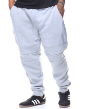 Southpole - Nylon Combine Fleece Pants (B&T)