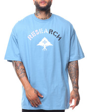 LRG - S/S Research Arch Tee (B&T)