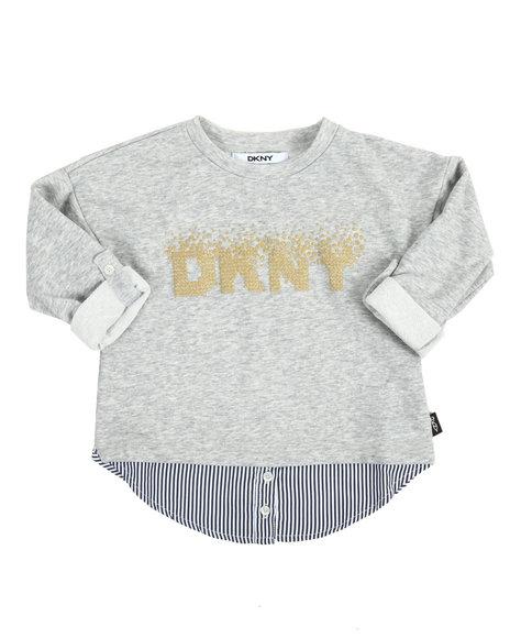 DKNY Jeans - Logo Top (4-6X)