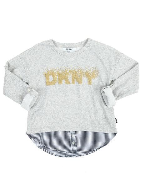 DKNY Jeans - Logo Top (7-16)