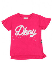 Girls - DKNY Studded Tee (4-6X)