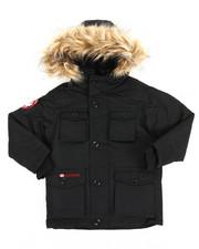 Heavy Coats - Vestee Parka Jacket (4-7)