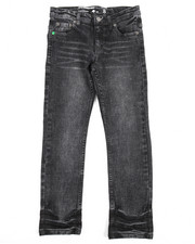 Bottoms - Vandal Wash Slim Jean (8-20)