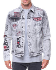 Denim Jackets - Ja Jacket