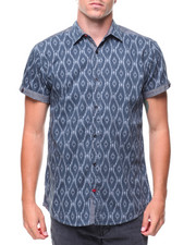 Buyers Picks - S/S Ikat Woven Shirt