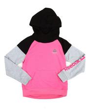 Hoodies - Color Block Cozy Popover (7-16)