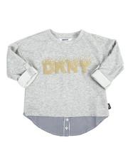 DKNY Jeans - Logo Top (2T-4T)