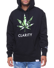 Diamond Supply Co - Clarity Leaf Hoodie