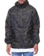 WT02 - Windbreaker Full Zip Jacket
