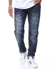 Men - Denim Pant Waistband Trim