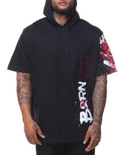 Born Fly - S/S Cope Hoodie (B&T)