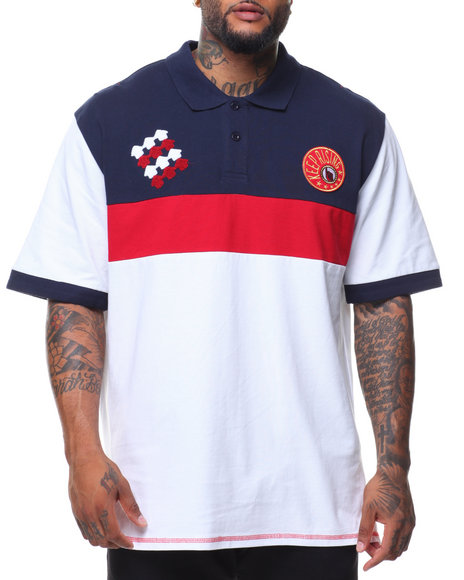 Born Fly - S/S Sol Polo (B&T)
