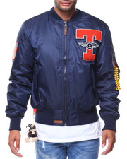Men - Tomcat Nylon Bomber Jacket