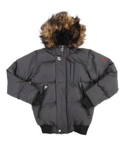 Arcade Styles - Summit Puffer Jacket (8-20)-2140792