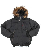 Arcade Styles - Summit Puffer Jacket (4-7)