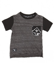 Boys - Painters Pocket Tee (4-7)