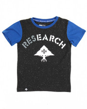 Boys - Research Arch Tee (4-7)
