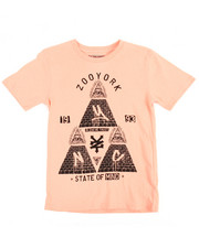 Zoo York - S/S Secrecy Tee (8-20)