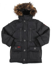 Boys - Base Camp Jacket (8-20)