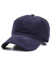 Men - Corduroy Dad Cap