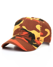 Men - Camo Dad Cap