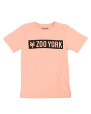 Zoo York - S/S Straight Core Tee (8-20)