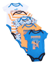 Sets - 5 Pack Bodysuit Set (Infant)