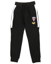 Boys - Patch Twill Fleece Jogger (8-20)