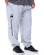 Sweatpants - Leg Script Leg Pant (B&T)-2140646