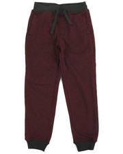 Sweatpants - Marled Fleece Jogger (8-20)