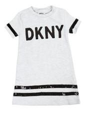 Sizes 4-6x - Kids - DKNY T-Shirt Dress (4-6X)