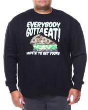 Big & Tall - L/S Everybody Gotta Eat Sweatshirt (B&T)-2140117