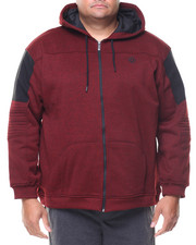 Men - Lenox Marl Fleece Hoodie (B&T)