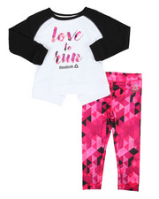 Reebok - Love To Run (2T-4T)
