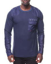 Buyers Picks - L/S Thermal Pocketed Tee