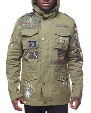 Reason - 1st Infantry Military Jacket