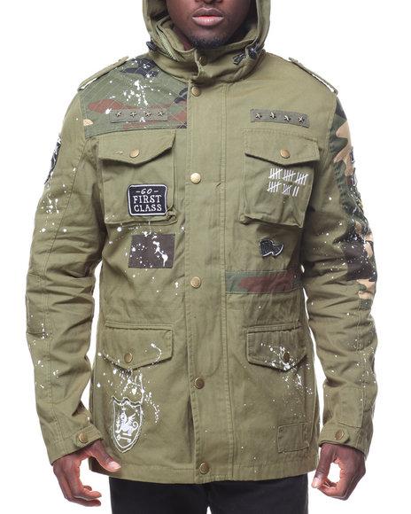 Reason - 1st Infantry Military Jacket