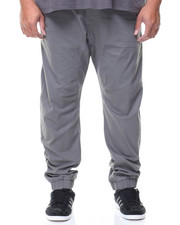 Jeans & Pants - Stretch Twill Jogger Pants (B&T)