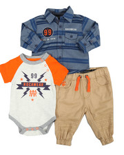 Boys - 3 Piece Set (Infant)