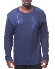 Buyers Picks - L/S Side Pocket Thermal Tee