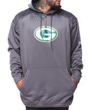 Champion - L/S Green Bay Packers Hoodie (B&T)