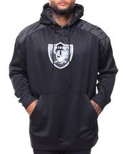 Men - L/S Oakland Raiders Hoodie (B&T)