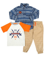 Boys - 3 Piece Set (2T-4T)